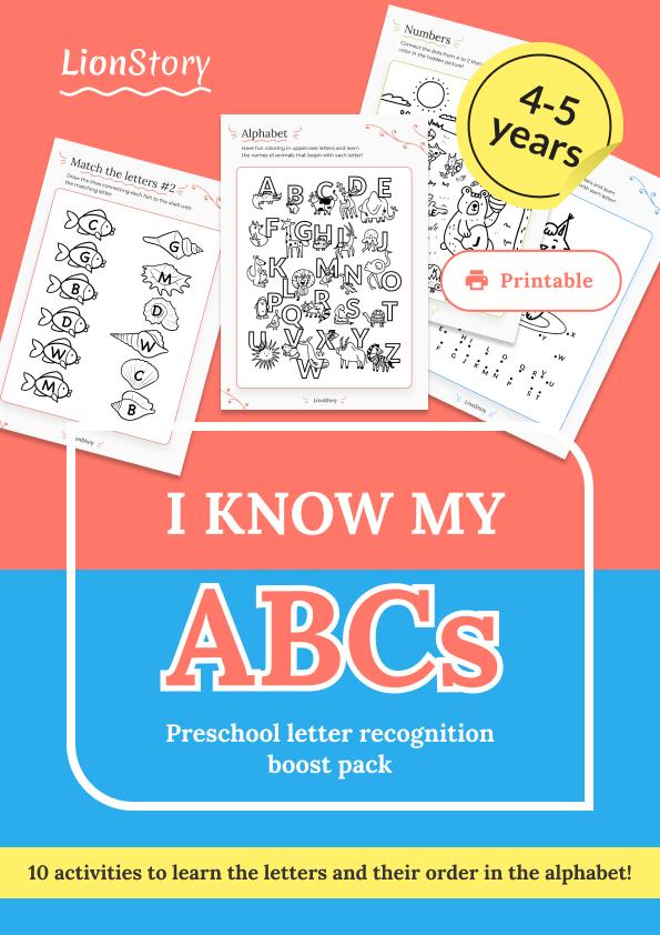 I know my ABCs