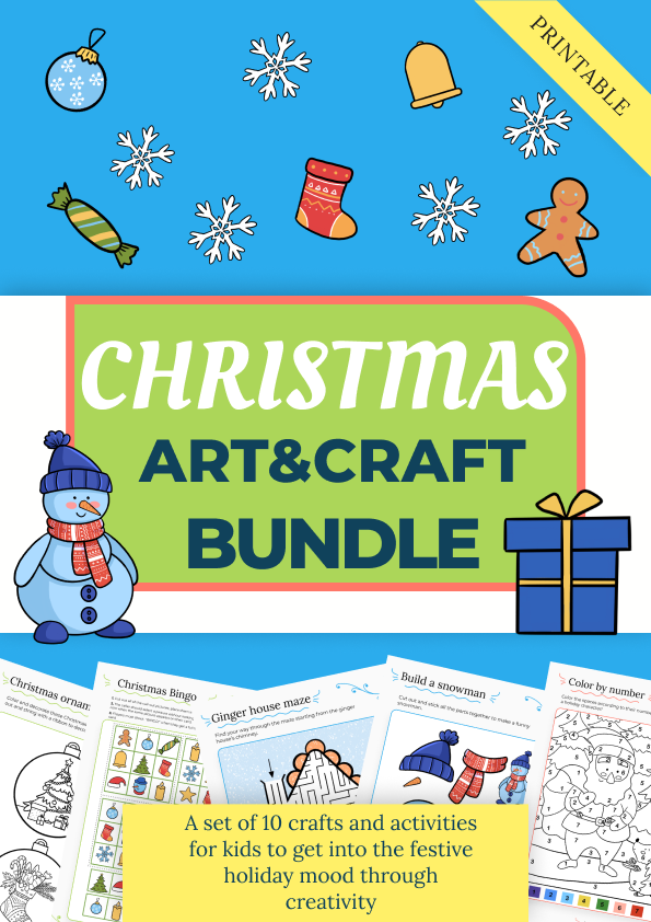 Christmas. Art & Craft