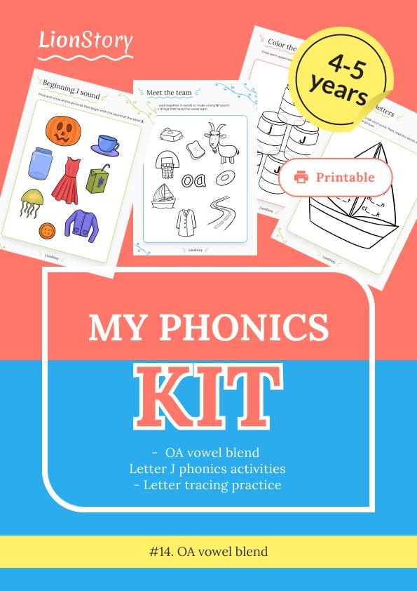 My Phonics Kit 14