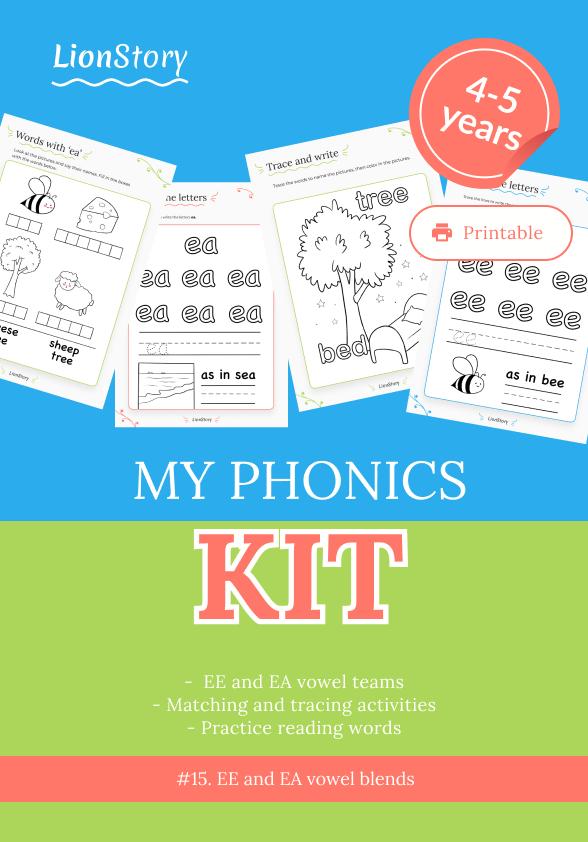 My Phonics Kit 15