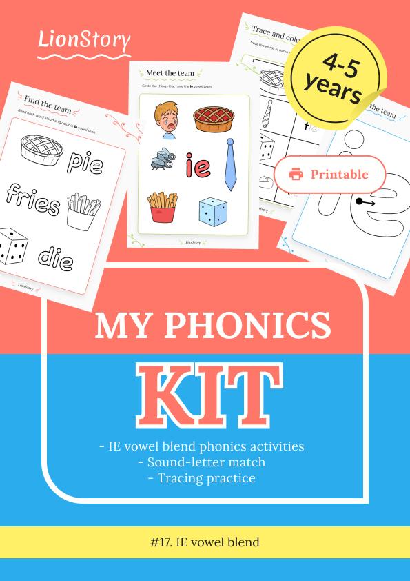 My Phonics Kit 17