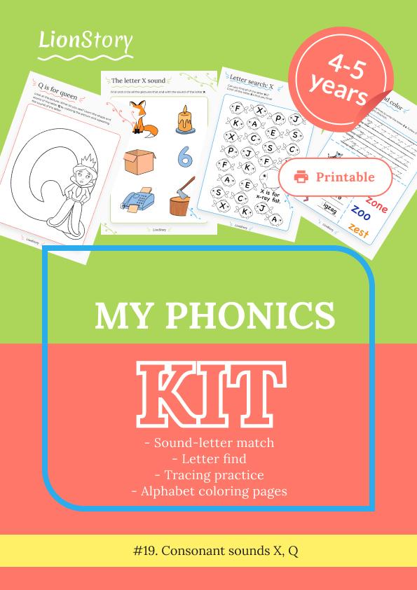 My Phonics Kit 19