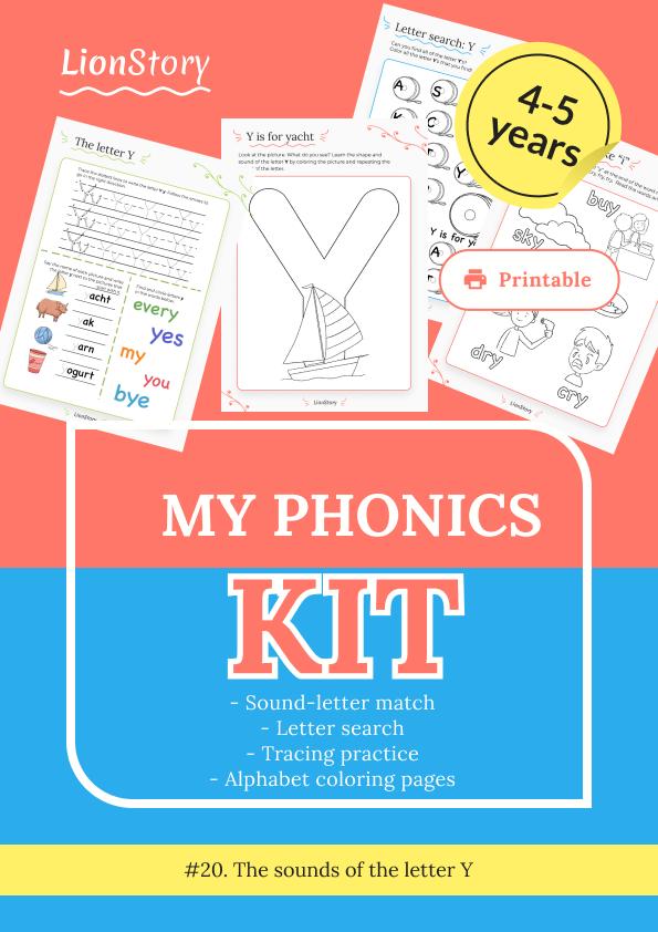 My Phonics Kit 20