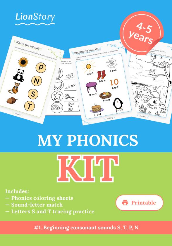 My Phonics Kit